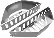 Stainless Steel Charcoal Basket- Bbq Grilling Accessories For Grills And 22andrdquo K