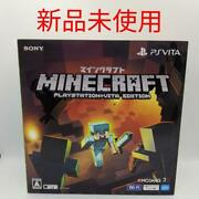 Ps Vita Substance Minecraft Limited Edition Pch-2000 _54022