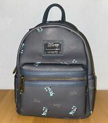 Disney Loungefly Minnie Mouse New York City Statue Of Liberty Backpack
