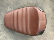 2018-2019 Indian Scout Bobber Two-toned Stock Driver Seat Oem 2687680-lna