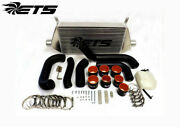 Ets 6 Intercooler Kit 4 In/out / Single For Toyota 93-98 Supra W Tial Flange
