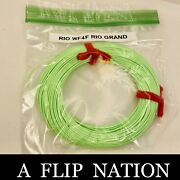 Rio Grand Wf4f Fly Line Bright Green As Pictured Freshwater
