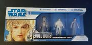 Hasbro Star Wars Legacy Collection Evolutions The Padme Amidala Legacy 3-pack
