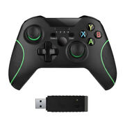2.4ghz Controller Wireless Gamepad For Xbox One Ps3 Pc With Usb Receiver Us