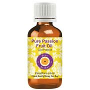 Pure Passion Fruit Oil Passiflora Edulis For Skin Hair And Massage
