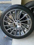 22andrdquo Wheel And Tire Package