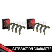2x Centric Parts Front Rear Drum Brake Shoe For Buick Roadmaster 19501955