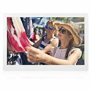 Digital Photo Frame 15.4 Inches 1280 800 Resolution Hd Wide Screen Music Video