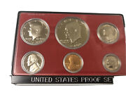1975-s Proof Set United States Us Mint Original Government Packaging Box Ike