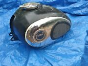 60s Puch Sears Allstate Petrol Fuel Gas Tank