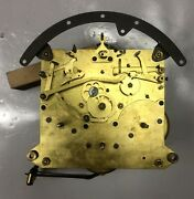 Seth Thomas Number 124 Clock Movement Westminster Chime