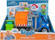 Blippi Recycling Truck - Educational Toys For Kids