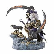 Darksiders Ii Death And Dust Premier Scale Soul Reaper Edition Statue