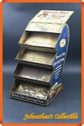 Jcandc - Vintage Beech-nut Chewing Gum Tin Litho General Store Counter Display