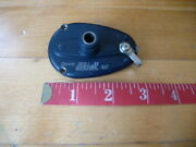 Vintage Fishing Reel Part Side Plate Mitchell 410 Very Nice Shape Clean