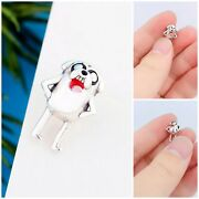Original 100 S925 Sterling Silver Cartoon Charms Jake The Dog Charm Bead 🕊