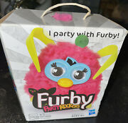 Furby Party Rockers -- Pink Furby New