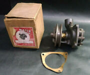 Vintage Nos Western Auto Water Pump With Gasket T8528