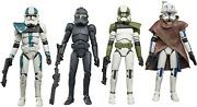Star Wars The Vintage Collection The Bad Batch Special 4-pack Pre-order