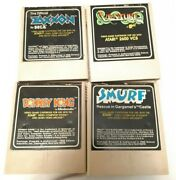Andnbspatari 2600 Game Lot - Donkey Kong E.t. Pacman Space Invaders Etc. Testedandnbsp