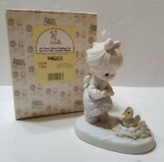 Precious Moments 1991 An Event Worth Wading For 527319 Butcher Special Le