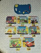 Leapfrog My First Leappad Preschool Learning System With 8 Books/cartridges
