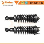 2pcs Quick Complete Struts Shocks Springs And Mount For Lincoln Town Car 2003-2011