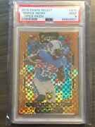 2016 Panini Select Psa 9 Derrick Henry Rookie /49 Copper Prizm Rc Football Card