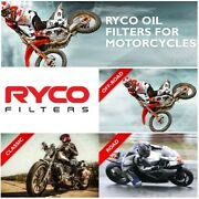 Ryco Motorcycle Oil Filter Wholesale Bulk Pack - Perfect For Motorcycle Store