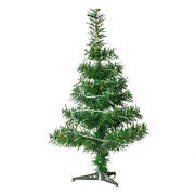 Christmas Tree Ornaments With Light New Year Party Xmas Decoration Green