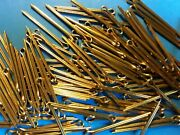 1/4 X 3 Extended Prong, Brass, Cotter Pins, Sel Qty
