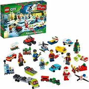 Lego City Advent Calendar 2020 60268 24 Gifts Block Toy New From Japan Best Deal