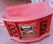 Innovative Technology Radio, Record And Cd Player