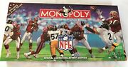 Monopoly Nfl Edition Redskin Parker Brothers Limited Collector's Edition Vintage