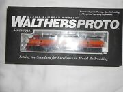 Walthers Southern Pacific E9a Ho Diesel And Passenger Cars