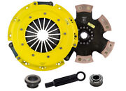Act Clutch Kit-gt, Ohv, Natural Advanced Clutch Technology Fm1-hdr6