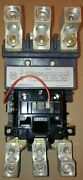 New Allen Bradley 500f-fob930 Contactor Motor Load Size 5 440-480 Volts Coil New