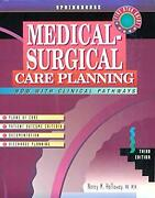 Medical-surgical Care Planning Nancy Meyer Holloway