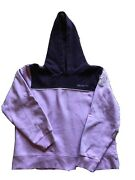 Limited Too Hooded Sweatshirt Youth Girls Xl 16 Lavender Discontinued Vintage