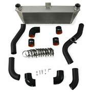 Ets 3.5 Twin Turbo Intercooler Kit W/ Tial Flange For Mazda 93-95 Rx7