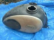 Puch Allstate Sears Vintage Petrol Fuel Tank