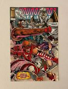 Youngblood Battlezone 1 May 1993 Comic Book Image Comics Vintage First Printing