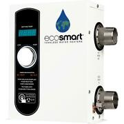 Ecosmart Spa Water Heater 11 Tankless Electric Compact Quiet 11 Kw 220 V