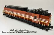 Williams New Haven Ef-4 Electric Freight Locomotive - Compatible W/ Lionel