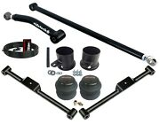 Ridetech Strongarms Rear And Airmaxxx Air Ride Suspension Kit For 1959-1964 Impala