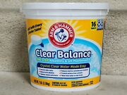 Arm And Hammer Clear Balance Swimming Pool Maintenance Tablets, 16 Count