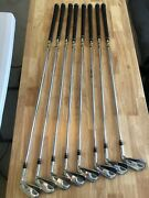 Taylormade Rac Tp Tour Preferred Mb Forged Irons 3-pw Stiff Precision Rifle 6.0
