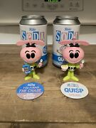 Funko - Ad Icon - Quisp Regular And Chase Soda Le 8400 And Le 1600