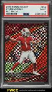 2019 Select Field Level Red Prizm Kyler Murray Rookie Rc /49 204 Psa 9 Mint