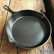 Vintage Griswold Cast Iron Skillet Frying Pan 9 Small Block Logo - Ironspoon